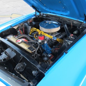 MPT 69 Mustang 302 Engine