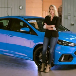 Meet the 2016 Ford Focus RS - YouTube