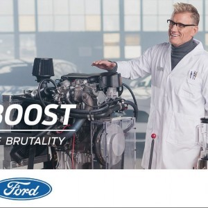 EcoBoost Engine Meets Blender | The Boost | Ford - YouTube